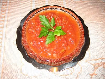 ハバネロトマトソース